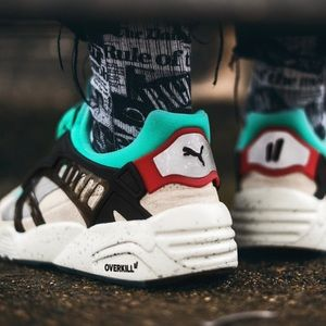 Puma x Overkill Disc Blaze Pfeffiboys Sneakers NWT